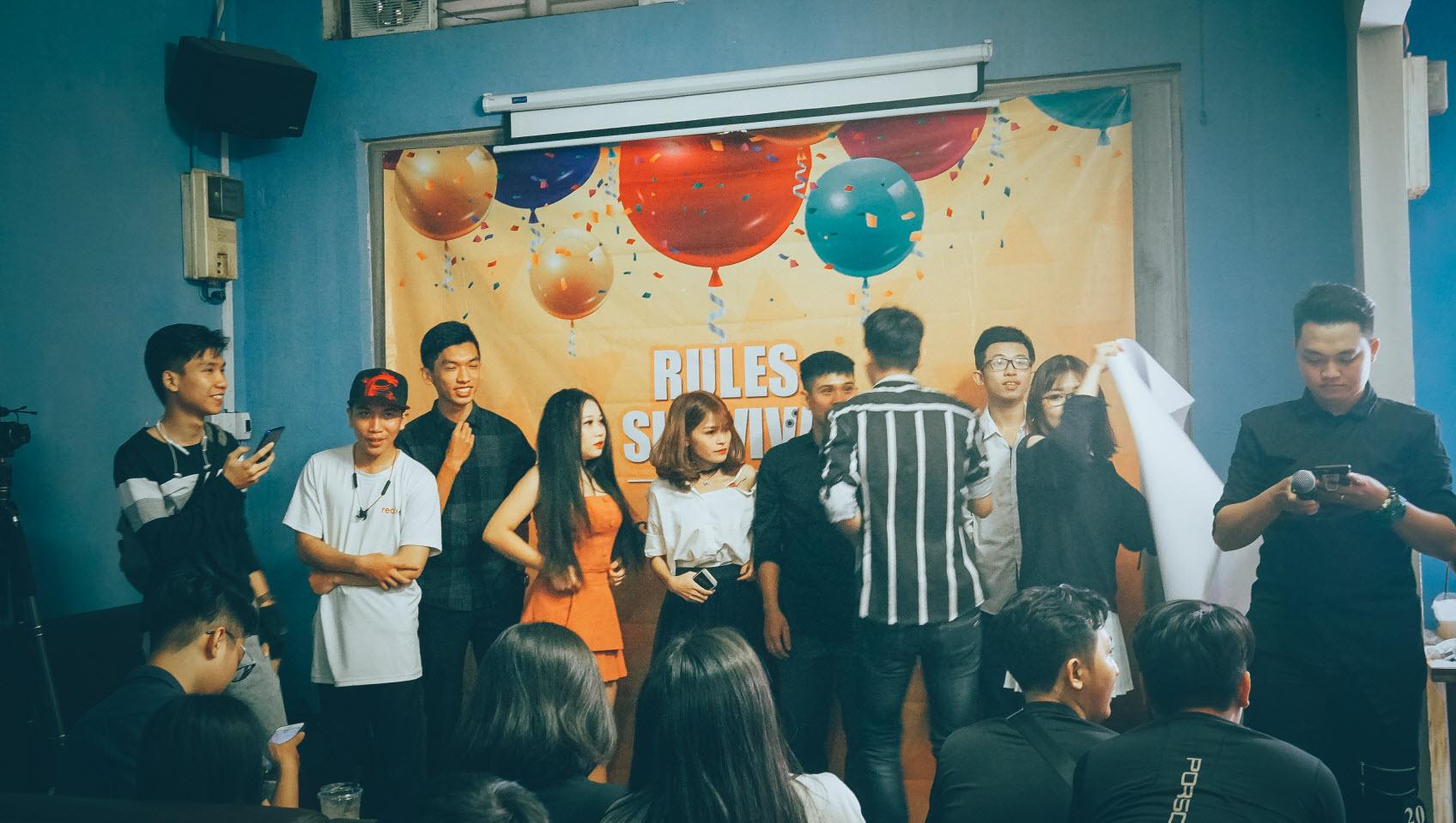 Cộng đồng Rules of Survival tổ chức offline mừng sinh nhật tại Hồ Chí Minh 6