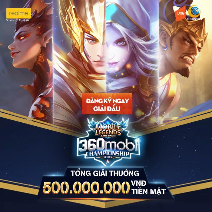 Mobile Legends: Bang Bang VNG tung ra giải đấu khủng sau 10 ngày ra mắt 0