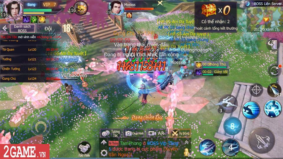 Người chơi Liệt Hỏa VNG rủ nhau đi săn boss nhiều đến nỗi sợ boss tuyệt chủng mất! 1