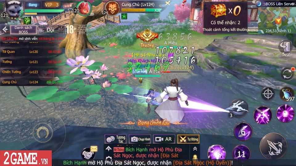 Người chơi Liệt Hỏa VNG rủ nhau đi săn boss nhiều đến nỗi sợ boss tuyệt chủng mất! 2