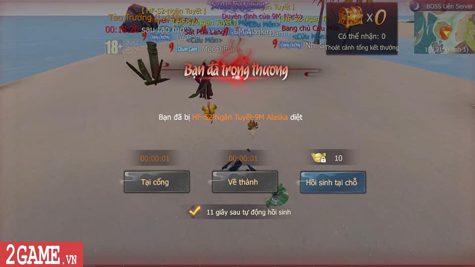 Người chơi Liệt Hỏa VNG rủ nhau đi săn boss nhiều đến nỗi sợ boss tuyệt chủng mất! 4