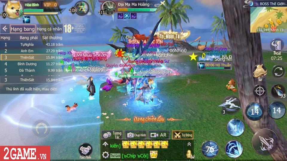 Người chơi Liệt Hỏa VNG rủ nhau đi săn boss nhiều đến nỗi sợ boss tuyệt chủng mất! 3