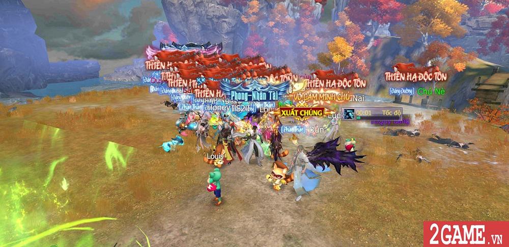 Người chơi Liệt Hỏa VNG rủ nhau đi săn boss nhiều đến nỗi sợ boss tuyệt chủng mất! 0