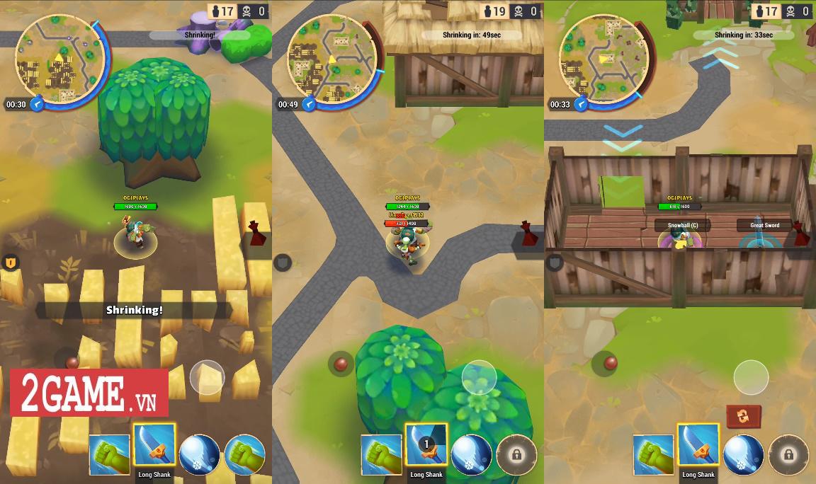Top 6 game mobile màn hình dọc hay ho đáng để bạn trải nghiệm 4