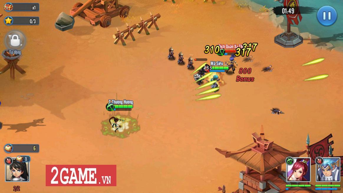 Cảm nhận Đế Vương Bá Nghiệp Mobile: Game chiến thuật thả quân càng chơi càng nghiện 2
