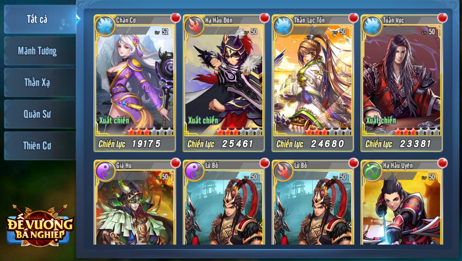 Đế Vương Bá Nghiệp Mobile - Game chiến thuật thả lính chính thức Open Beta ngay hôm nay 1