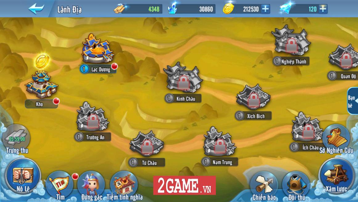 Cảm nhận Đế Vương Bá Nghiệp Mobile: Game chiến thuật thả quân càng chơi càng nghiện 15