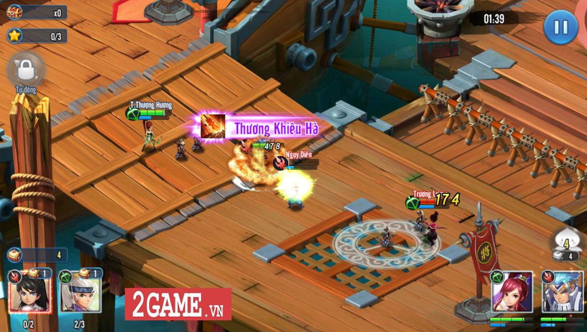 Cảm nhận Đế Vương Bá Nghiệp Mobile: Game chiến thuật thả quân càng chơi càng nghiện 3