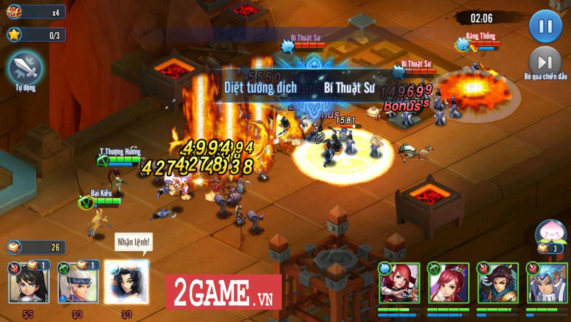 Cảm nhận Đế Vương Bá Nghiệp Mobile: Game chiến thuật thả quân càng chơi càng nghiện 10