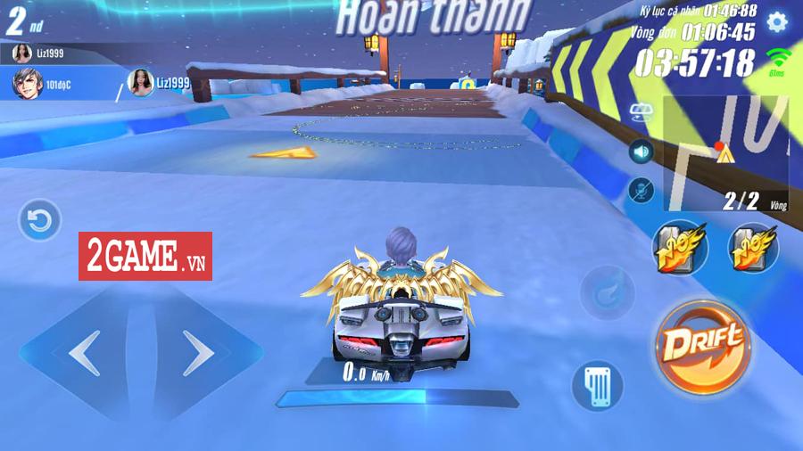 Cận cảnh tính năng đua tốc độ đầy kịch tính trong ZingSpeed Mobile 2