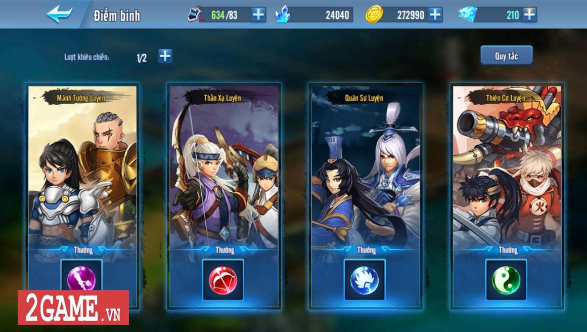 Cảm nhận Đế Vương Bá Nghiệp Mobile: Game chiến thuật thả quân càng chơi càng nghiện 16