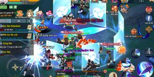 Cảm nhận Lục Đạo Truyền Kỳ Mobile: Đồ họa đậm chất manga và gameplay phong phú