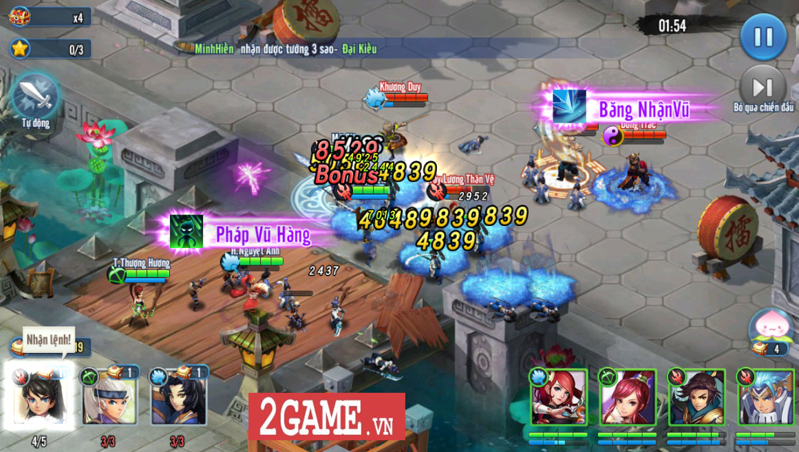 Cảm nhận Đế Vương Bá Nghiệp Mobile: Game chiến thuật thả quân càng chơi càng nghiện 11