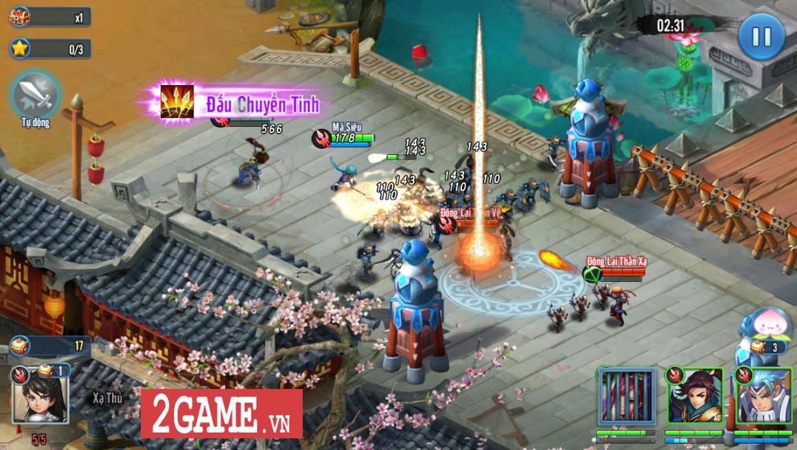 Cảm nhận Đế Vương Bá Nghiệp Mobile: Game chiến thuật thả quân càng chơi càng nghiện 5