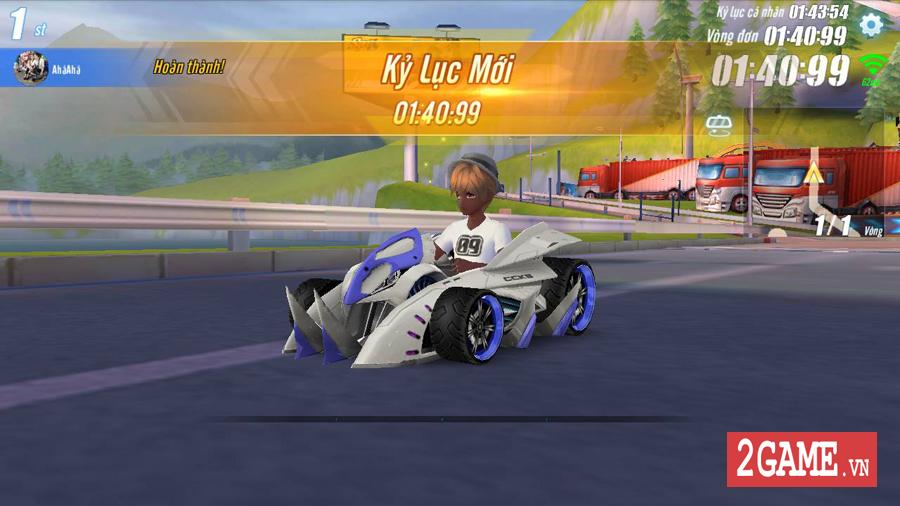 Cận cảnh tính năng đua tốc độ đầy kịch tính trong ZingSpeed Mobile 3