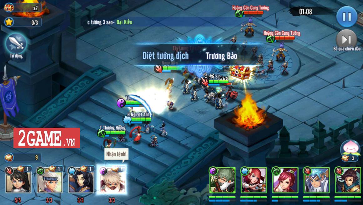 Cảm nhận Đế Vương Bá Nghiệp Mobile: Game chiến thuật thả quân càng chơi càng nghiện 12