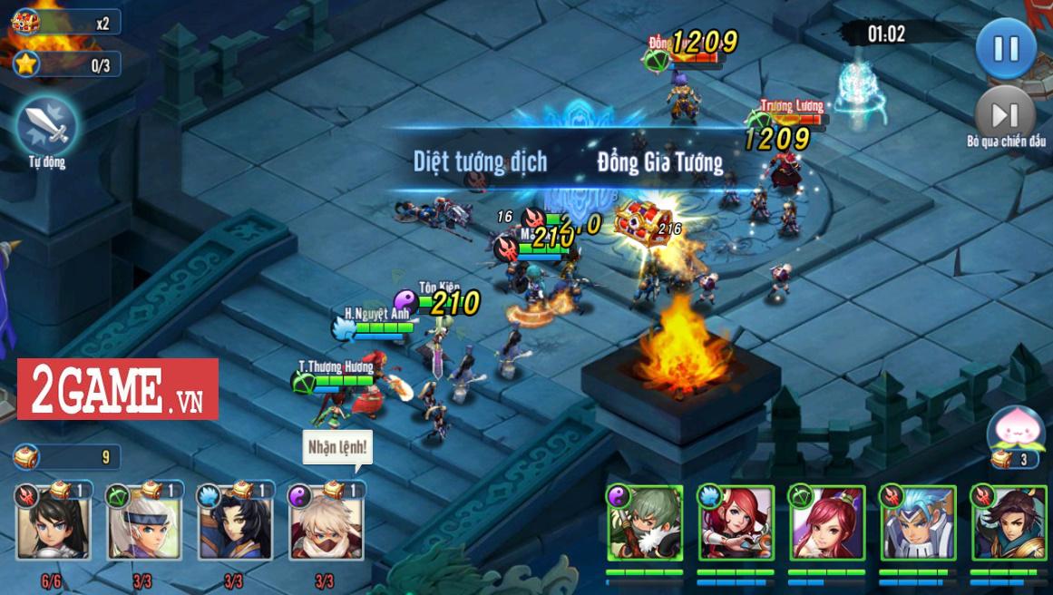 Cảm nhận Đế Vương Bá Nghiệp Mobile: Game chiến thuật thả quân càng chơi càng nghiện 17