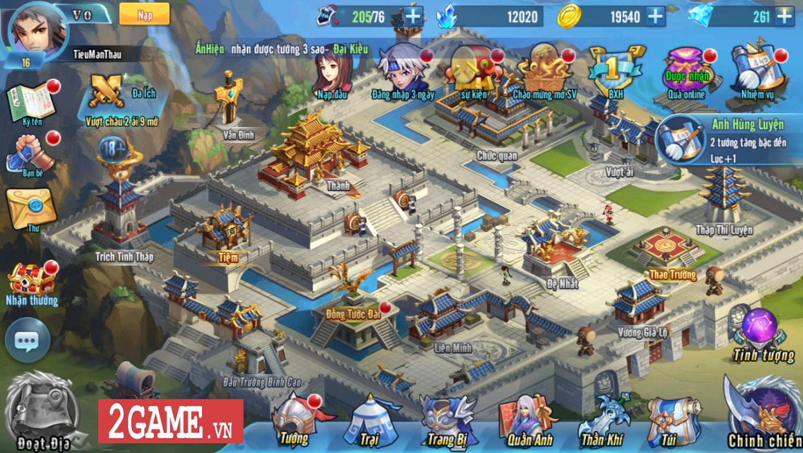 Cảm nhận Đế Vương Bá Nghiệp Mobile: Game chiến thuật thả quân càng chơi càng nghiện 14