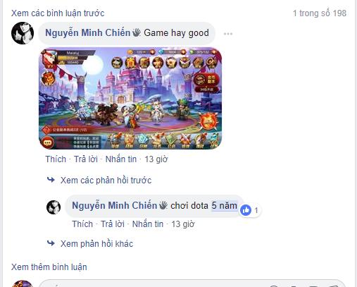 Fan game đấu thẻ tướng đánh giá cao về MT Tam Quốc, bày tỏ sự ngóng đợi ngày ra game tại Việt Nam 3