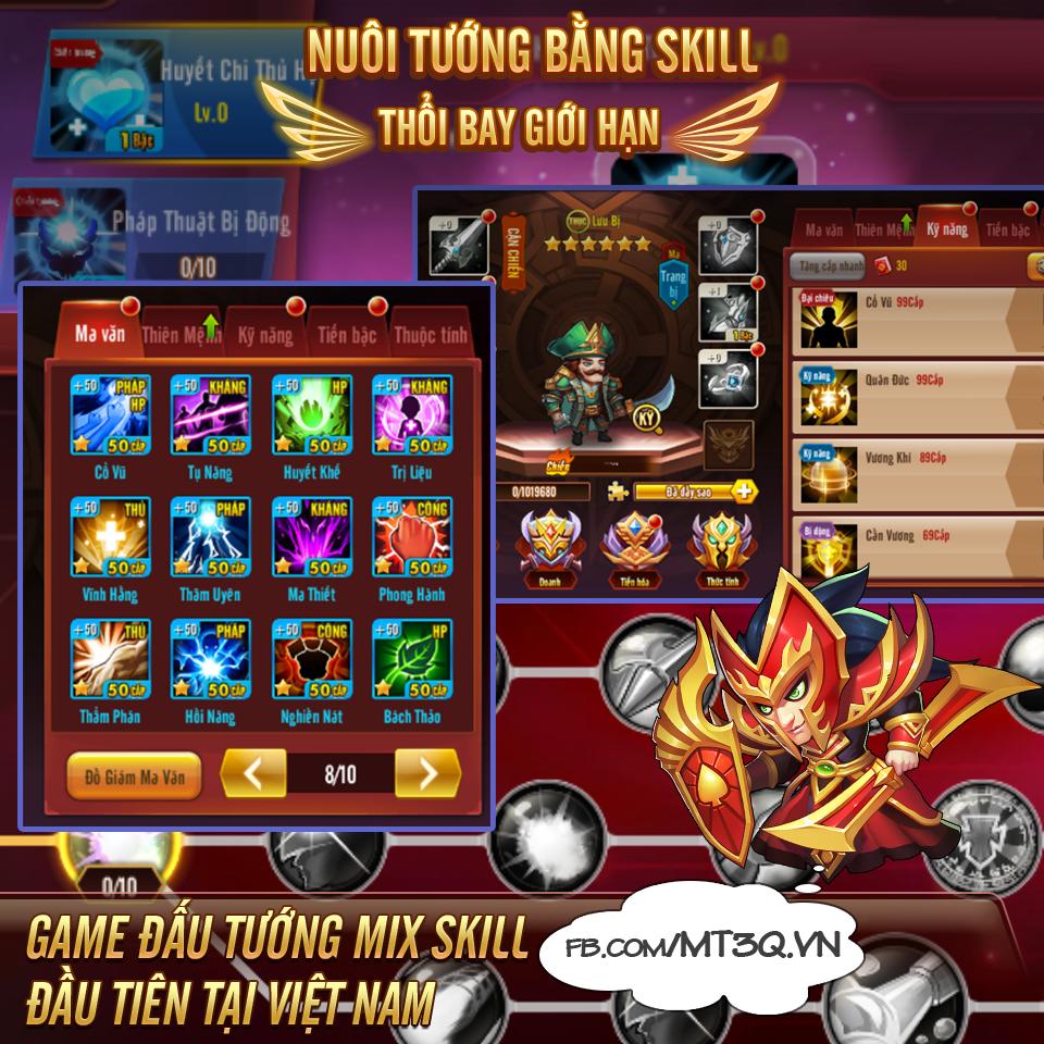 Fan game đấu thẻ tướng đánh giá cao về MT Tam Quốc, bày tỏ sự ngóng đợi ngày ra game tại Việt Nam 4