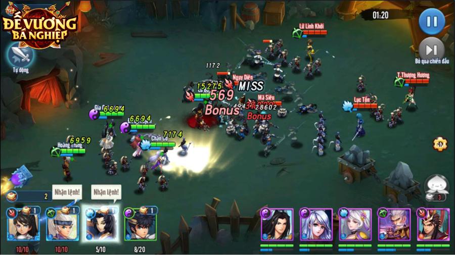 Đế Vương Bá Nghiệp Mobile - Game chiến thuật thả lính chính thức Open Beta ngay hôm nay 5