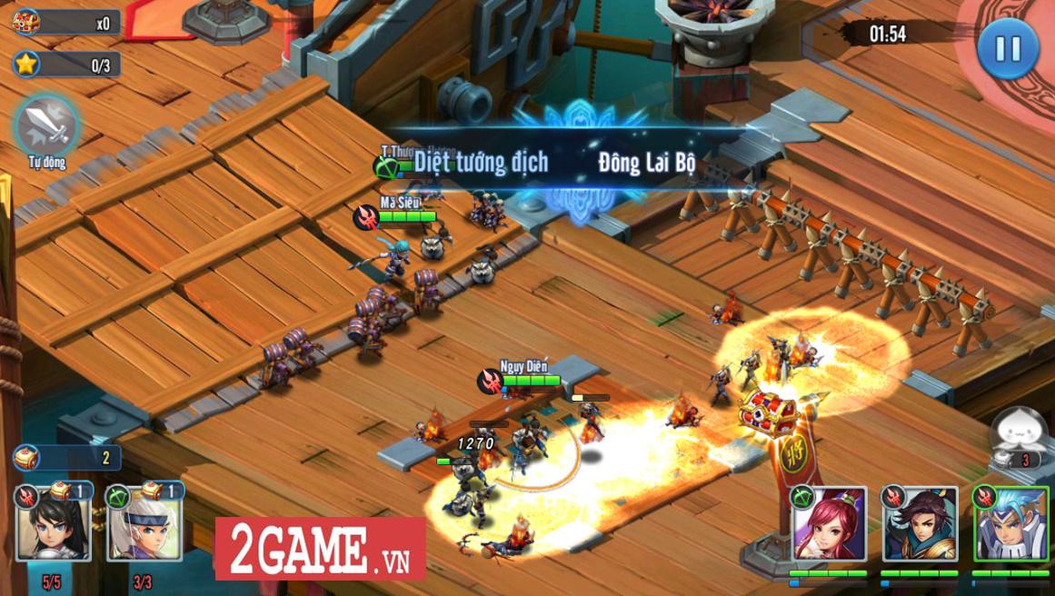 Cảm nhận Đế Vương Bá Nghiệp Mobile: Game chiến thuật thả quân càng chơi càng nghiện 4