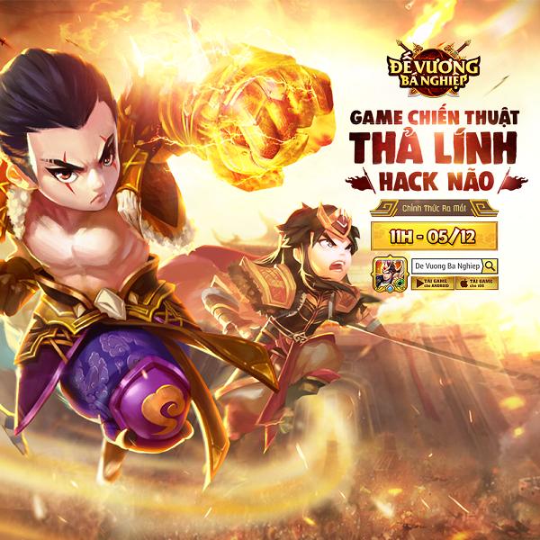 Tặng 888 giftcode game Đế Vương Bá Nghiệp Mobile 0