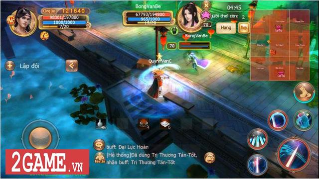 Cửu Âm VNG cũng đưa ra thử thách sinh tồn đậm chất kiếm hiệp cho các tay chơi trong phiên bản mới 4
