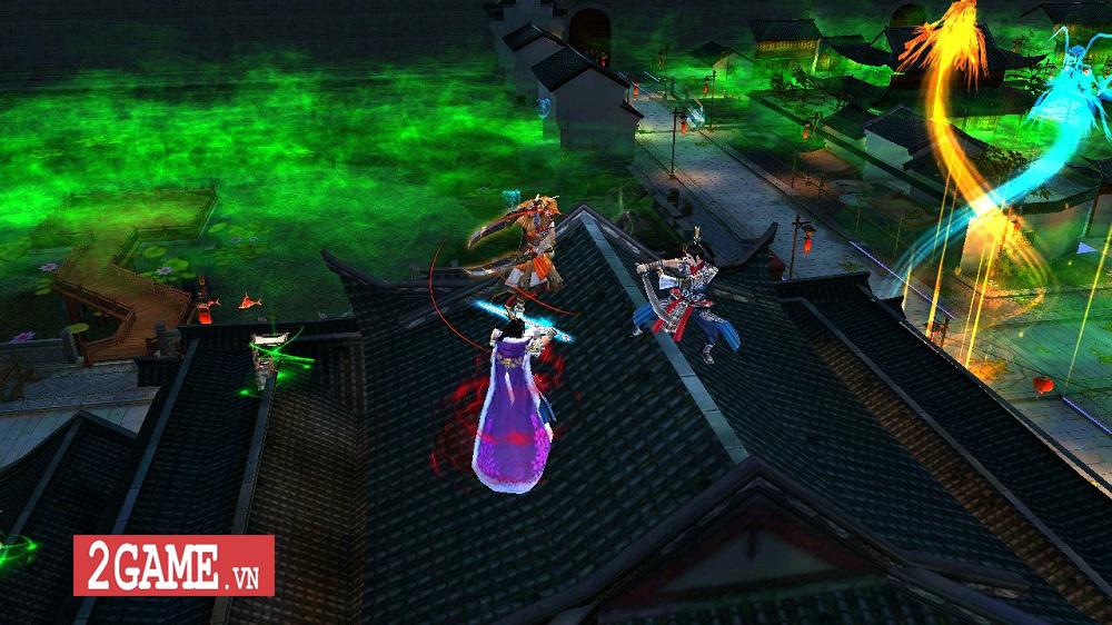 Cửu Âm VNG cũng đưa ra thử thách sinh tồn đậm chất kiếm hiệp cho các tay chơi trong phiên bản mới 0