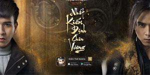 Ca sĩ Hồ Quang Hiếu trở thành gương mặt đại diện của Kiếm Thế Mobile VNG