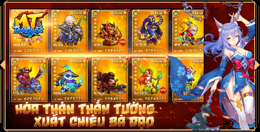MT Tam Quốc - Game mang danh DotA Truyền Kỳ 2 chính thức ra mắt trang chủ 1