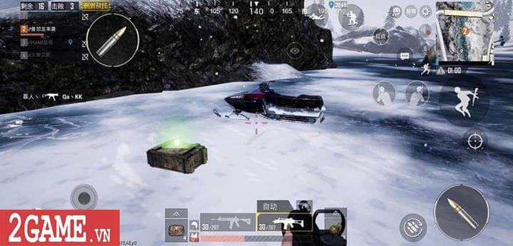 PUBG Mobile hé lộ những hình ảnh đầu tiên về bản đồ Tuyết Trắng - Vikendi 6