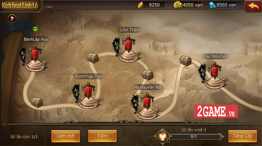 Đại Chúa Tể Mobile cho người chơi tu tiên theo kiểu mới lạ lần đầu xuất hiện tại Việt Nam 7