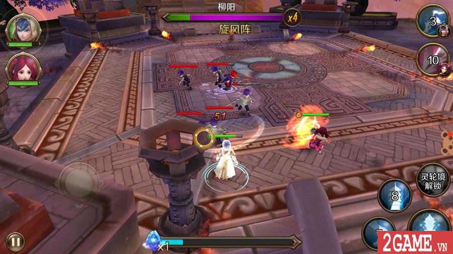 Đại Chúa Tể Mobile cho người chơi tu tiên theo kiểu mới lạ lần đầu xuất hiện tại Việt Nam 5