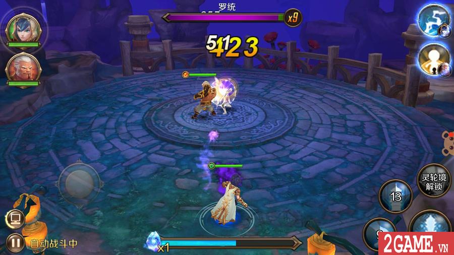 Đại Chúa Tể Mobile cho người chơi tu tiên theo kiểu mới lạ lần đầu xuất hiện tại Việt Nam 6