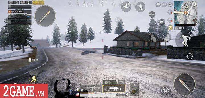 PUBG Mobile hé lộ những hình ảnh đầu tiên về bản đồ Tuyết Trắng - Vikendi 10