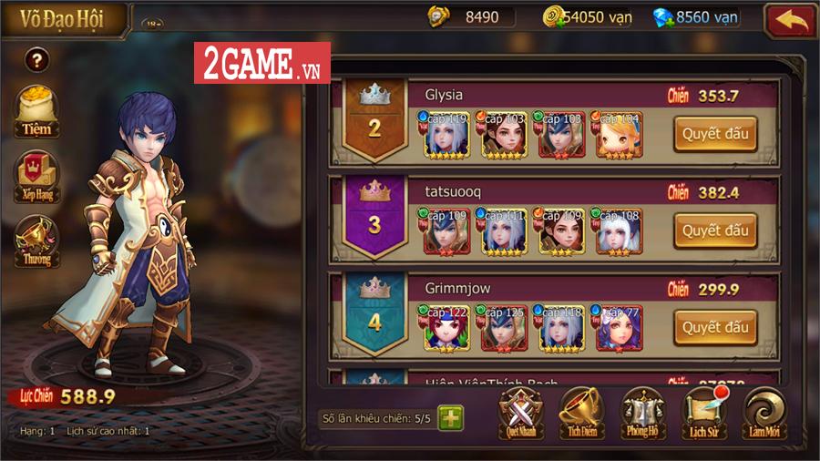 Đại Chúa Tể Mobile cho người chơi tu tiên theo kiểu mới lạ lần đầu xuất hiện tại Việt Nam 11