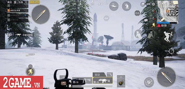 PUBG Mobile hé lộ những hình ảnh đầu tiên về bản đồ Tuyết Trắng - Vikendi 9