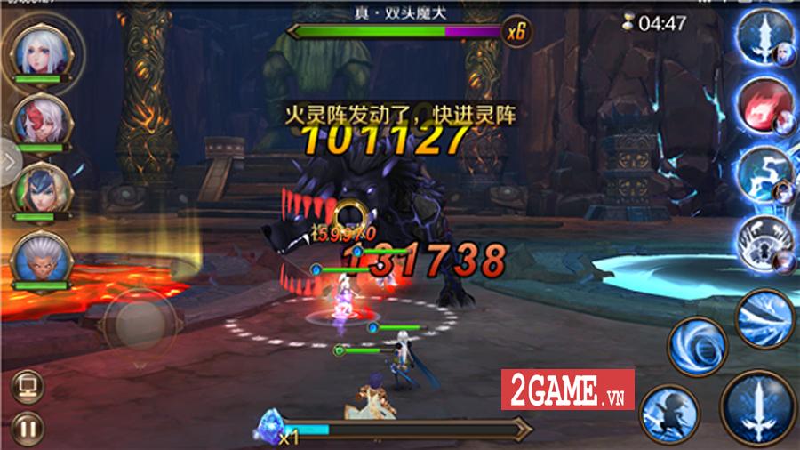 Đại Chúa Tể Mobile cho người chơi tu tiên theo kiểu mới lạ lần đầu xuất hiện tại Việt Nam 9