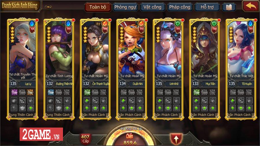 Đại Chúa Tể Mobile cho người chơi tu tiên theo kiểu mới lạ lần đầu xuất hiện tại Việt Nam 2