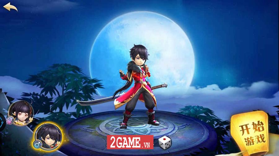 Đại Kiếm Vương Mobile trở lại làng game Việt với phiên bản di động chính chủ 1