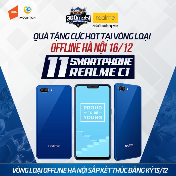 Game thủ nhận quà khủng khi tham dự buổi offline giải đấu Mobile Legends: Bang Bang VNG tại Hà Nội 3