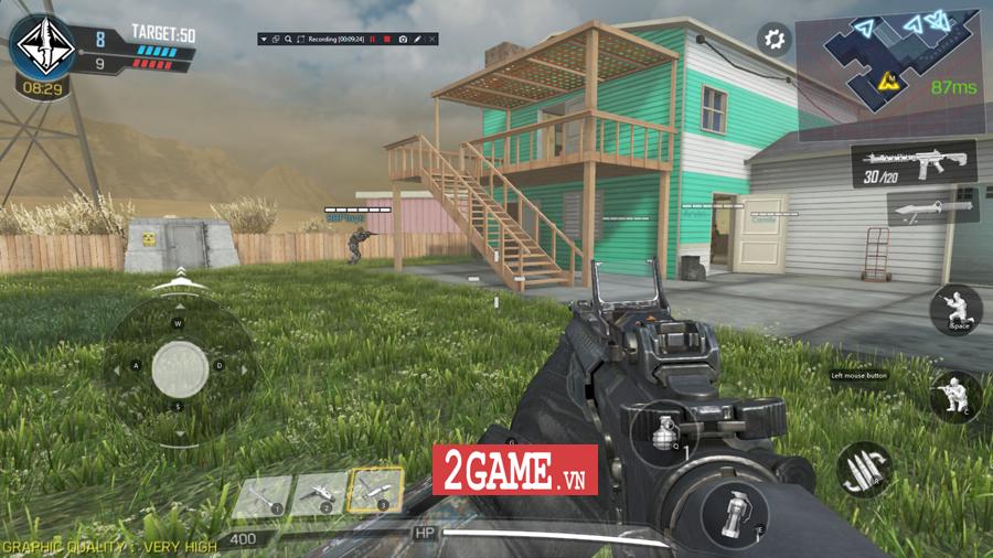 Call of Duty: Legends of War - Game bắn súng bom tấn mới toanh của ông trùm Tencent ra mắt 4