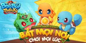 Bảo Bối Thần Kỳ H5 – Game hoài niệm về một bầu trời tuổi thơ cùng những chú Pokémon xinh xắn