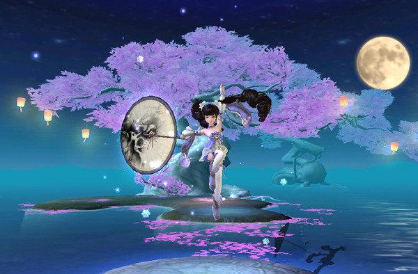 Tình Kiếm 3D Mobile là game kiếm hiệp vô phái, cho người chơi tự do chuyển đổi vũ khí chiến đấu 2