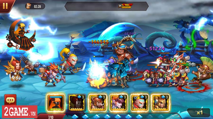 MT Tam Quốc - DotA Truyền Kỳ 2 công bố ngày ra game trước sự ngóng đợi của nhiều người 2