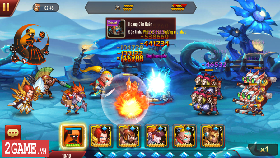 Tặng 555 giftcode game MT Tam Quốc Mobile 0
