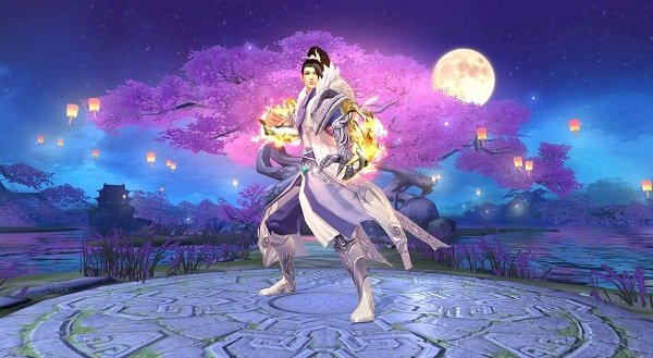 Tình Kiếm 3D Mobile là game kiếm hiệp vô phái, cho người chơi tự do chuyển đổi vũ khí chiến đấu 3
