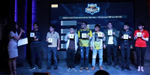 Các đội tuyển eSport chuyên nghiệp tập trung thi đấu Mobile Legends: Bang Bang VNG tại Hà Nội