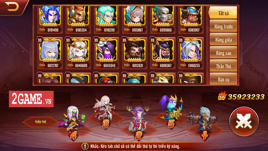 Game đấu thẻ tướng Siêu Thần Mobile công bố ngày ra mắt 1